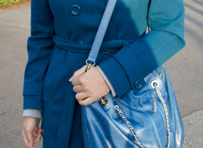 Fresh Chic Blue – Vancouver Street Style