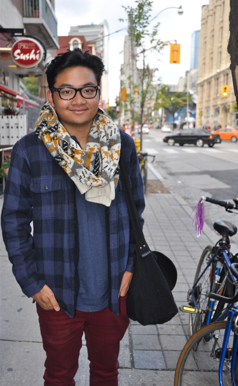 Patterned Pairings, Toronto Street Style
