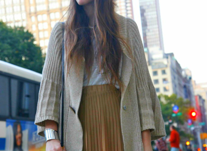 Browns & Beiges, New York Street Style