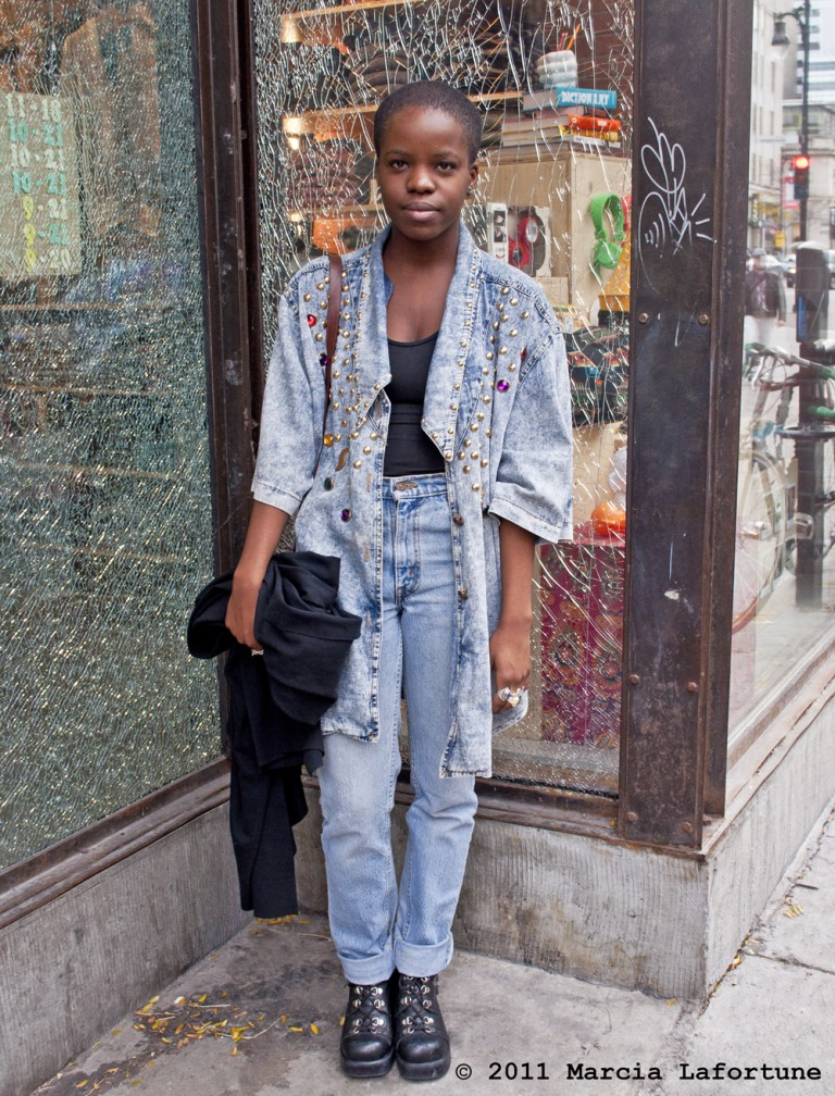 Jeans & Jewels, Montreal Street Style