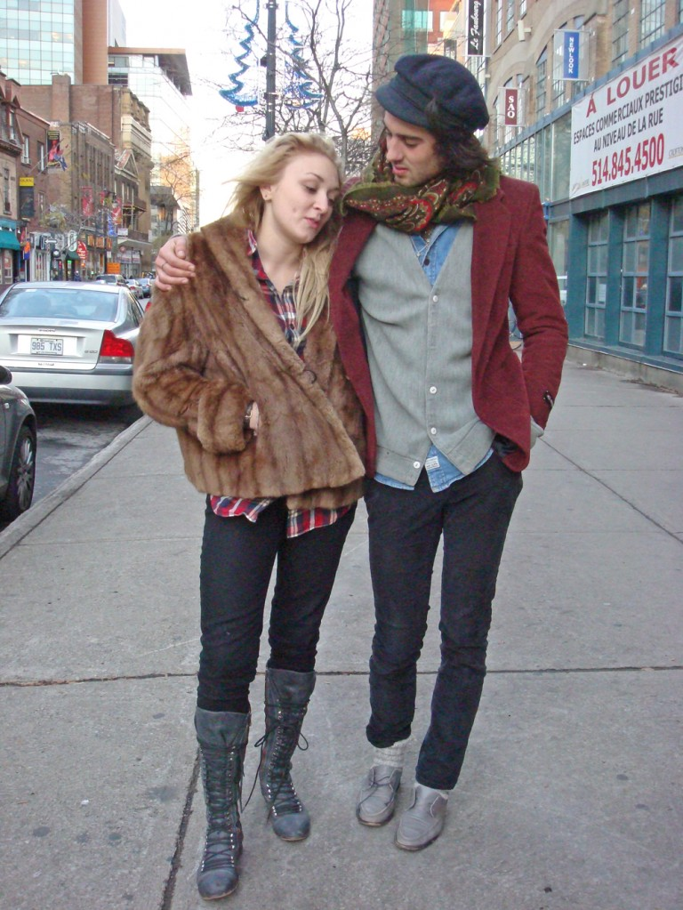 Casual Glam, Montreal Street Style