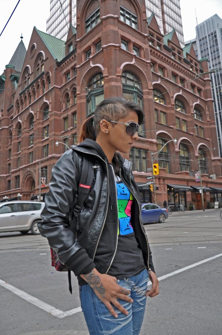 Downtown, Toronto Street Style
