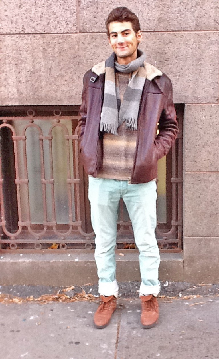 Pastel Jeans, Montreal Street Style