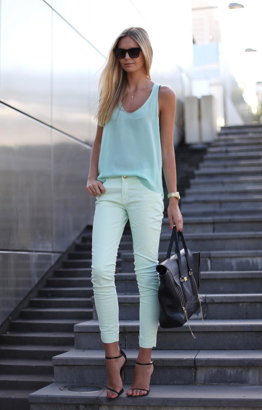Blue Crush Sydney Street Style Street Style Street Fashion Streetscout Me
