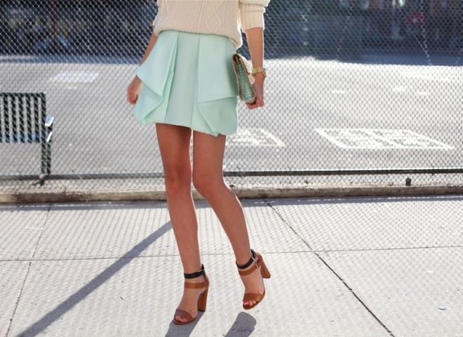 Mintage, New York Street Style