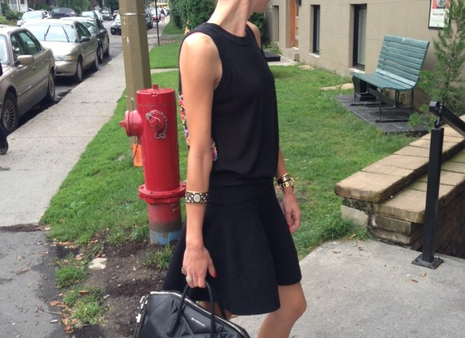 Givenchy Bag, Montreal Street Style