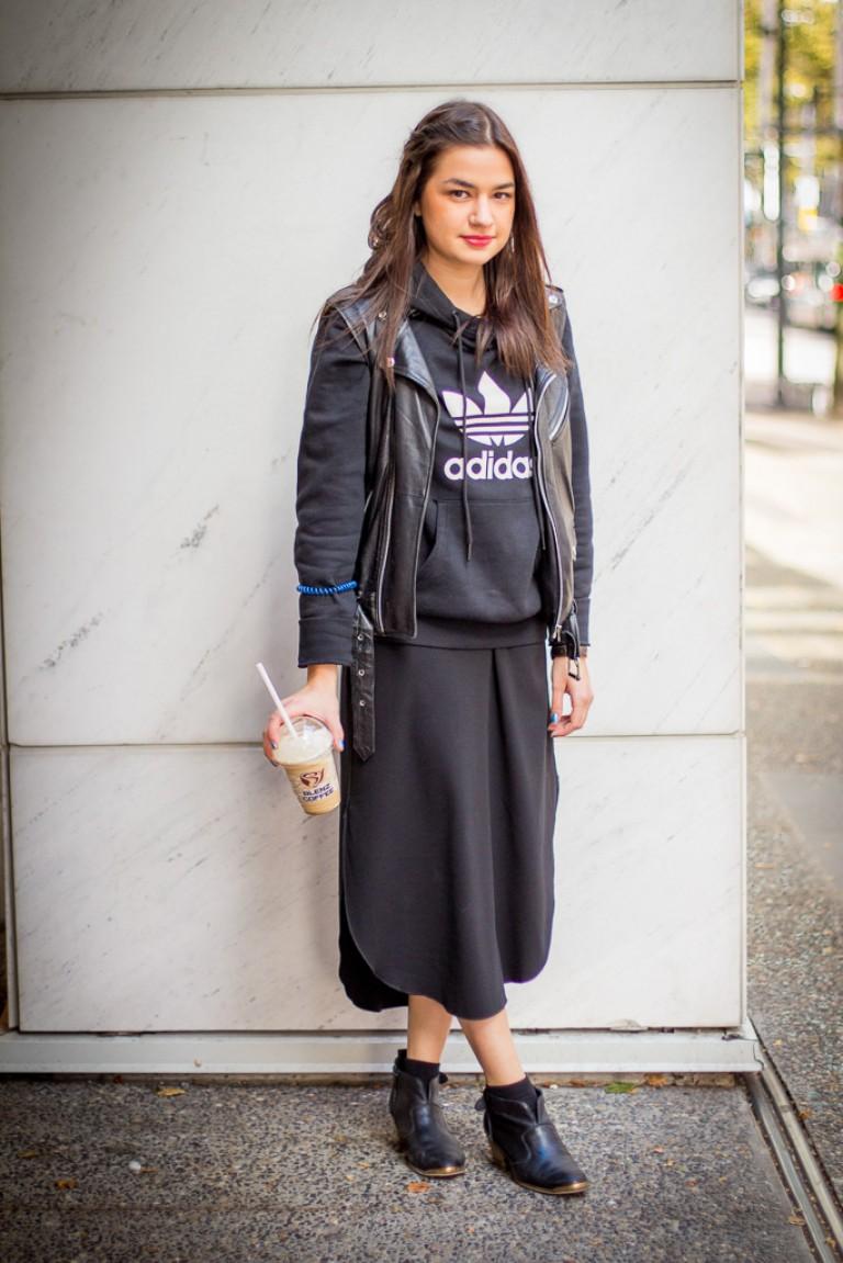 Sporty Chic, Adidas Street Style