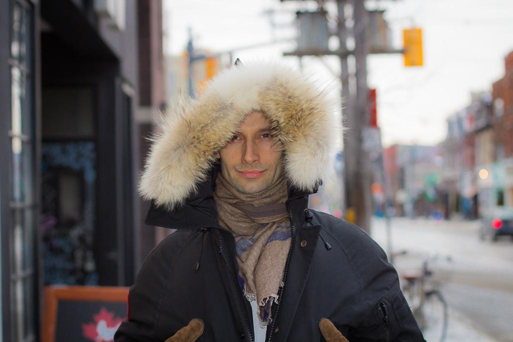 canada goose jacket toronto