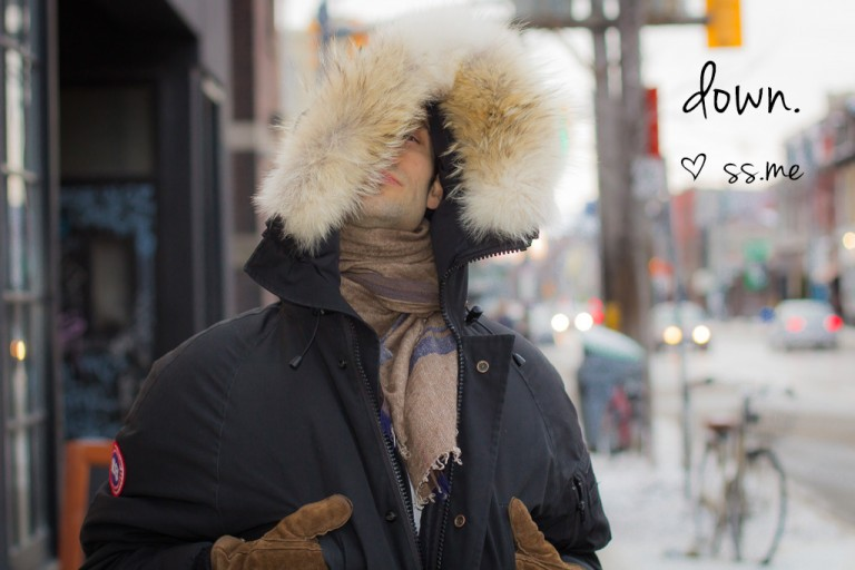 Life Force: Canada Goose, Toronto Street Style