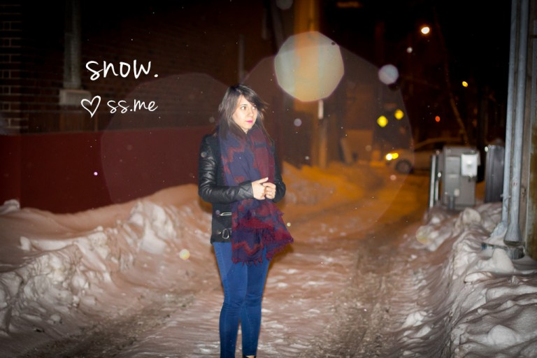 Baby It's Cold Outside, Montreal Street Style