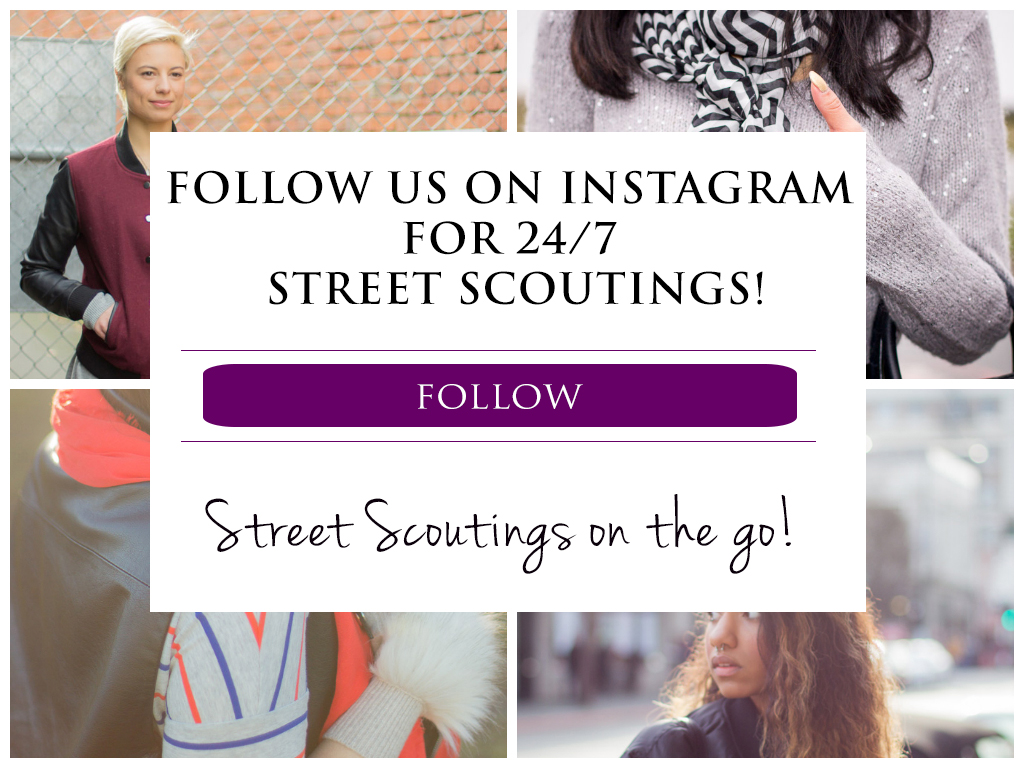 Follow StreetScout.Me on Instagram