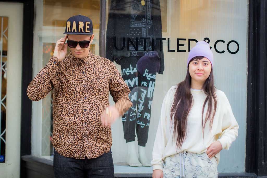 Untitled & Co, Toronto Street Style