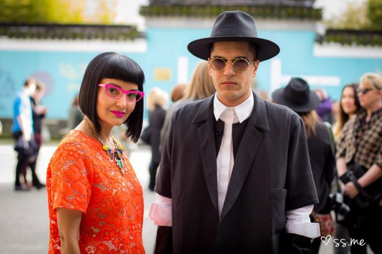 Sue & Liam, Vancouver Fashion Week