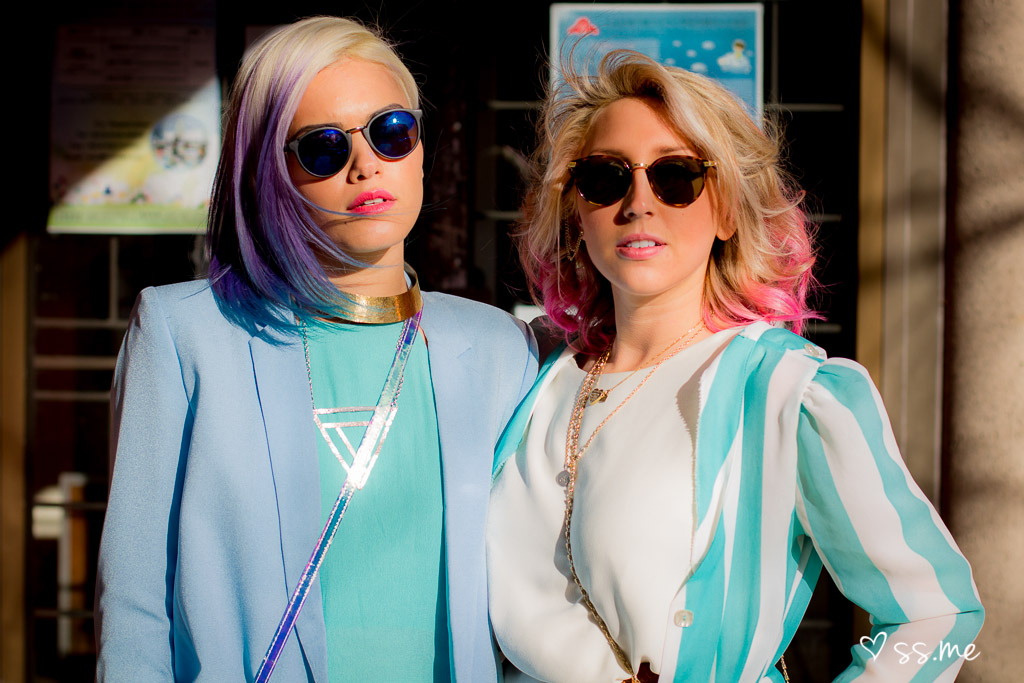 Xander Vintage in Pastel Hues, Vancouver Fashion Week
