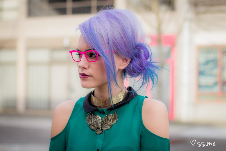 Lavender Locks, Vancouver Fashion Week