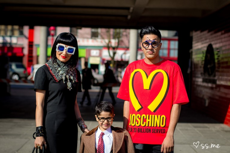 Family Street Style, Vancouver Fashion Week