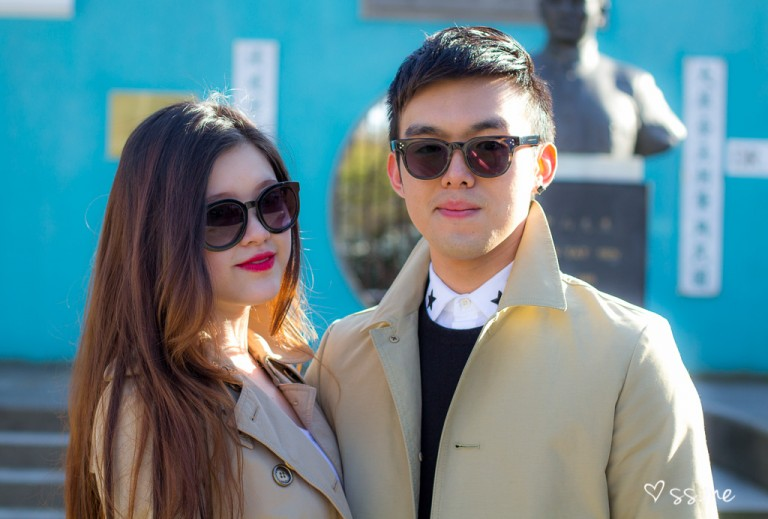 Trench Coats, Vancouver Fashion Week
