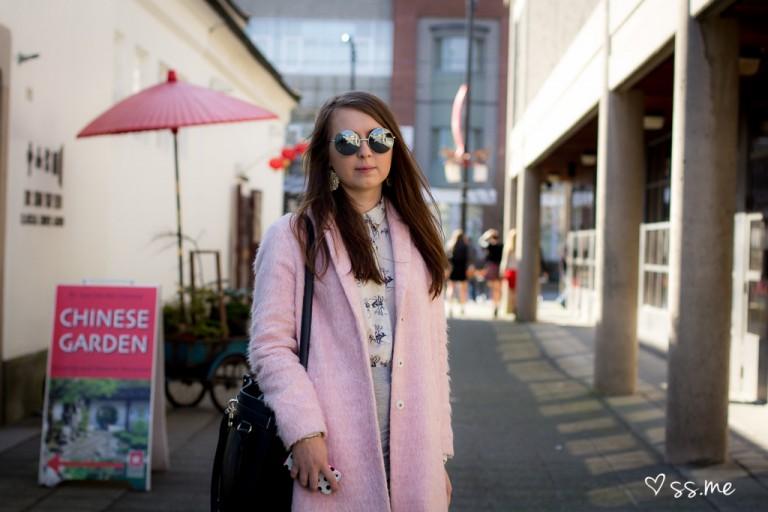 Pink Topper, Vancouver Fashion Week