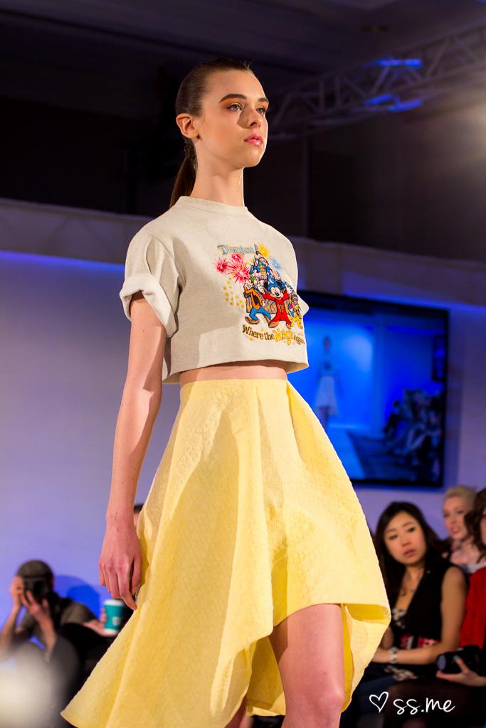 Eco Fashion Week, 68 pound challenge