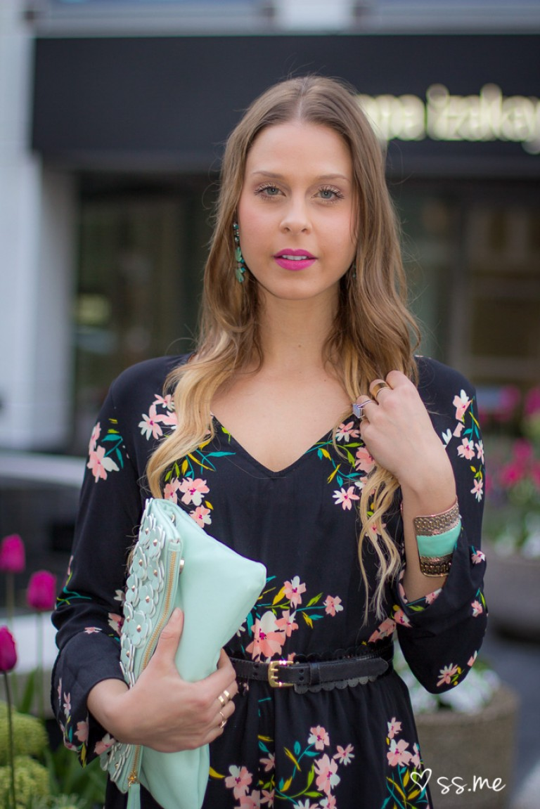 Floral Romper, Eco Fashion Week