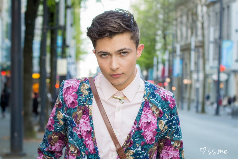 Floral Blazer, Eco Fashion Week