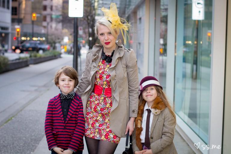 Family Style, Eco Fashion Week