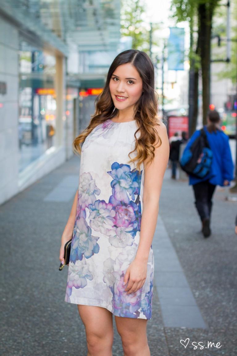 Danielle Abrams, Eco Fashion Week
