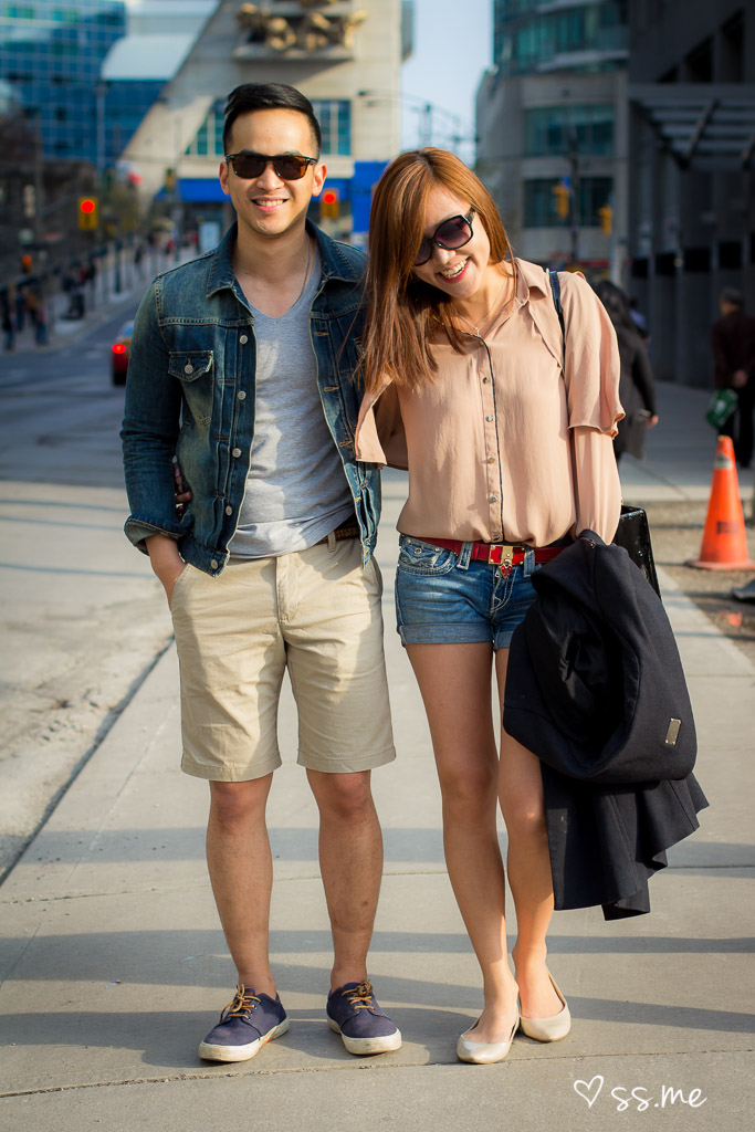 Spring Street Style in Toronto