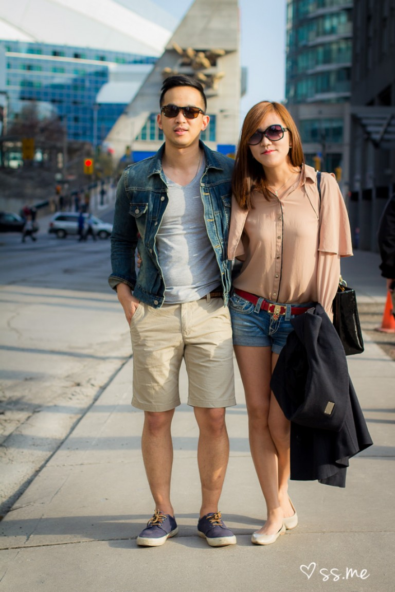 Blue Jays Way, Toronto Street Style