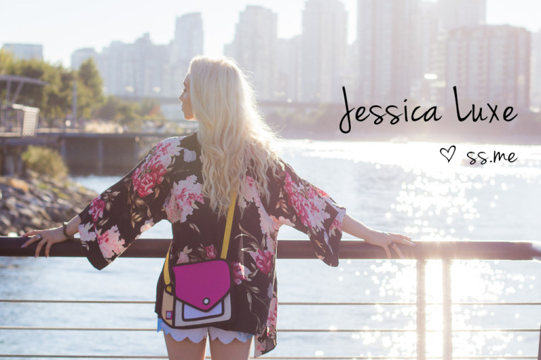 Blogger Feature: Jessica Luxe