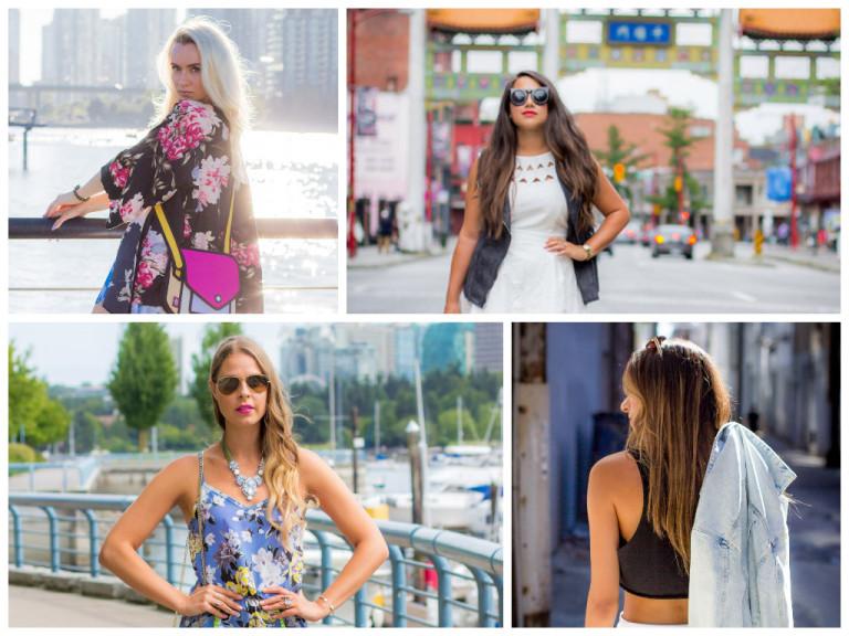 Top 10 Vancouver Blogger Looks on Vancity Buzz