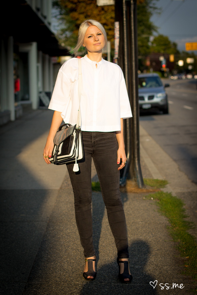 White and Black, Vancouver Street Style