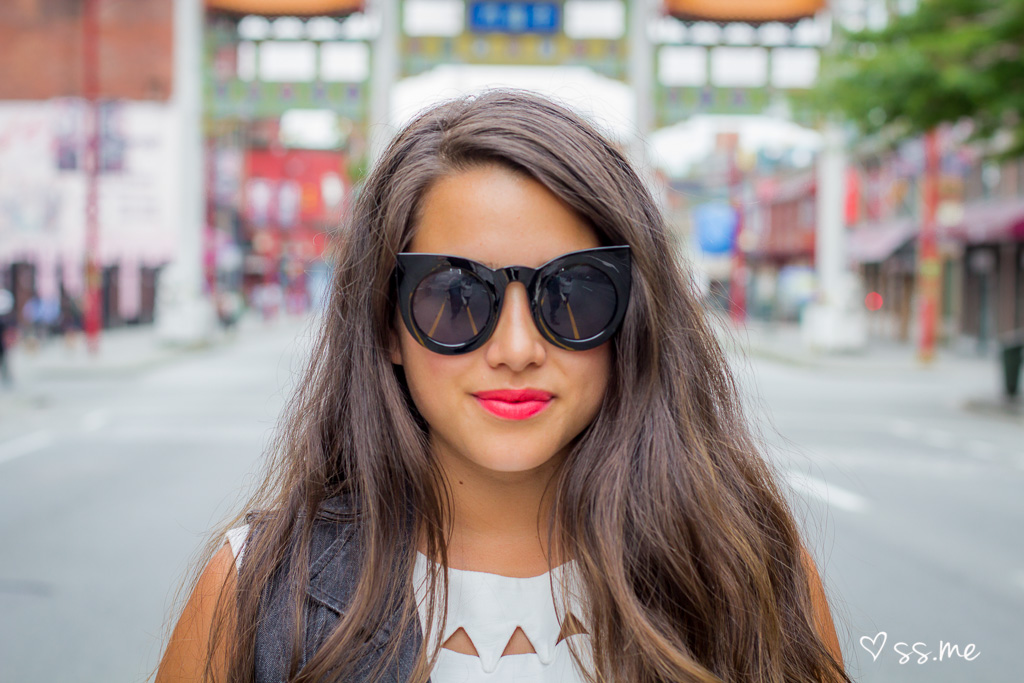 Alicia Fashionista & StreetScout.Me
