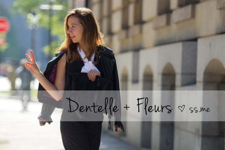 Blogger Feature: Dentelle + Fleurs