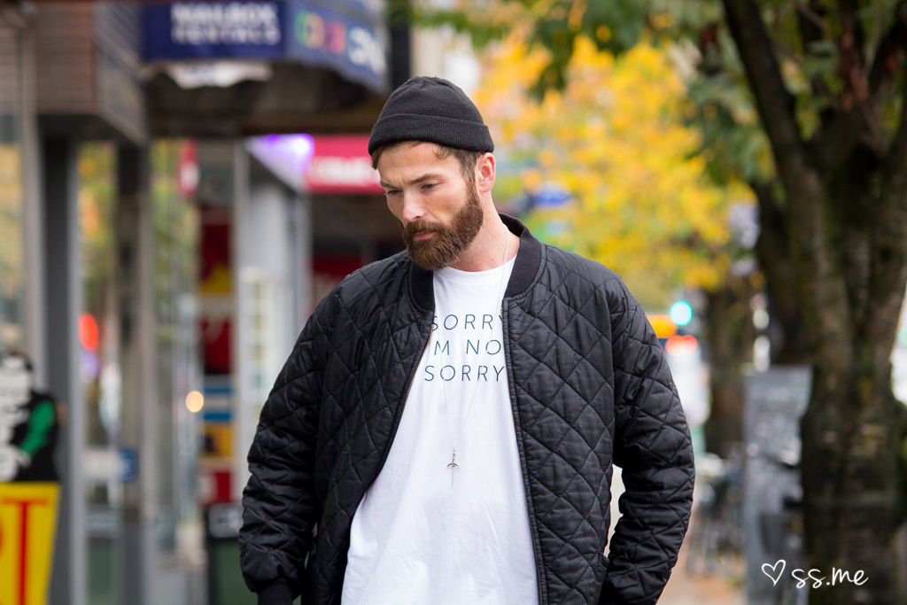 About A Boy, Vancouver style blogger
