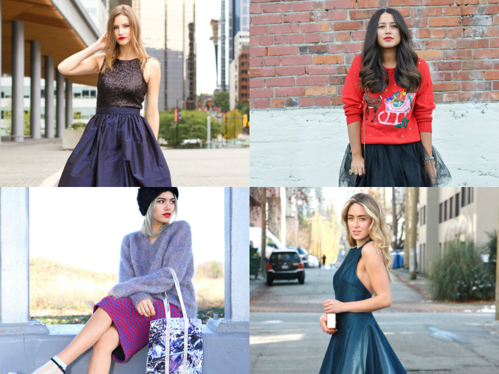 Vancouver style bloggers