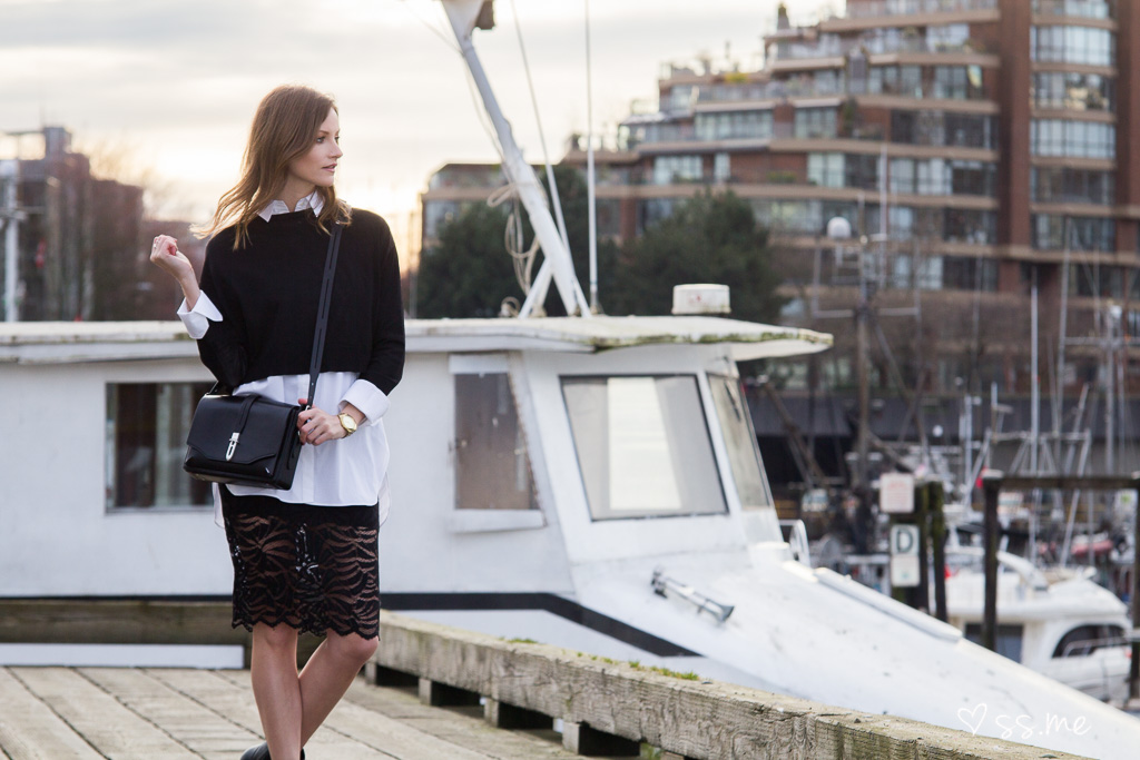 Vancouver Style Blogger, Fashion Week