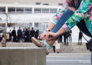 Oxford Love at Vancouver Fashion Week (PLUS A $200 GIVEAWAY)