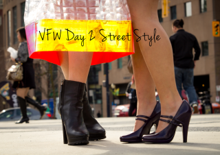 Vancouver Fashion Week FW15 Day 2 Street Style