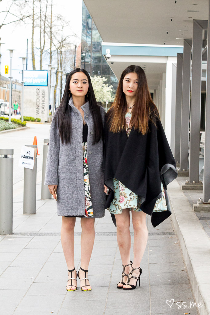 Vancouver Fashion Week street style