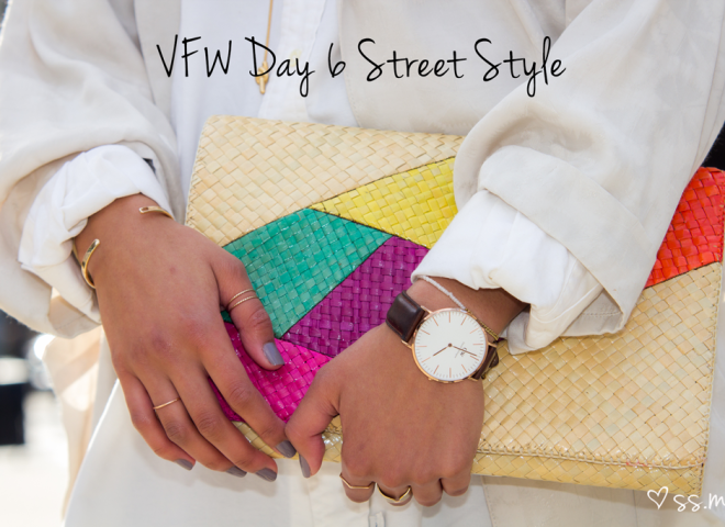 Vancouver Fashion Week FW15 Day 6 Street Style