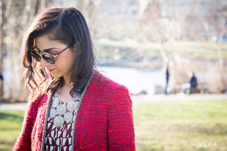 Fashion Week Street Style: 2 Weeks To Go With Aneeka Sandher