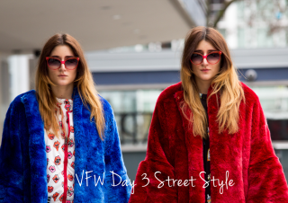 Vancouver Fashion Week FW15 Day 3 Street Style