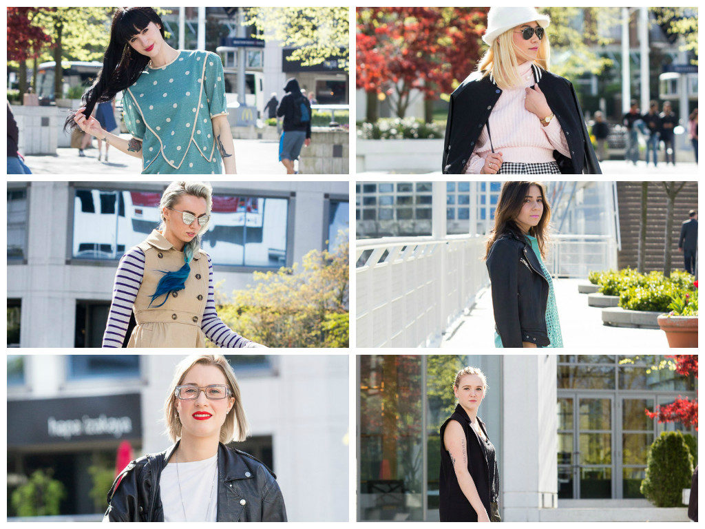 eco fashion week preview street style