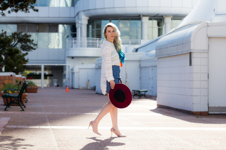 Walk A Mile In The Blogger's Shoes: Jessica Luxe