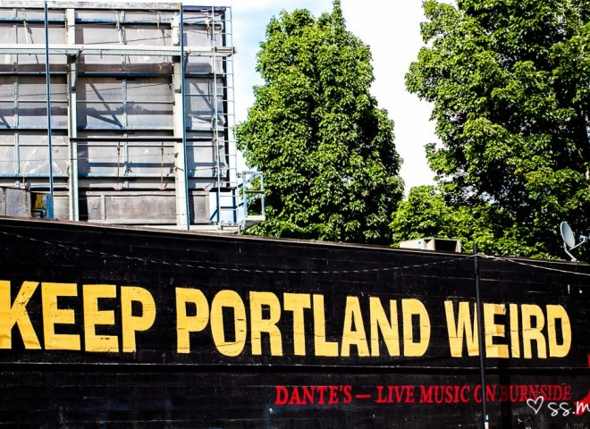 Portland Street Scouting Travel Diary [70+ Photos]