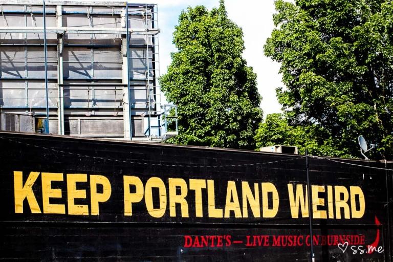 Portland Street Scouting Travel Diary [70+ Photos]