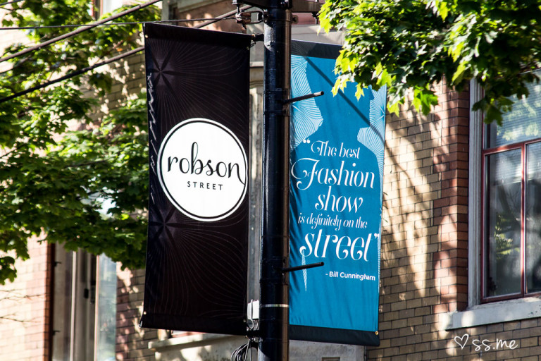 Robson Street Scouted: Week 1 [36 Photos]