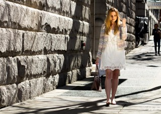 Walk A Mile In The Blogger's Shoes: Bree Aylwin