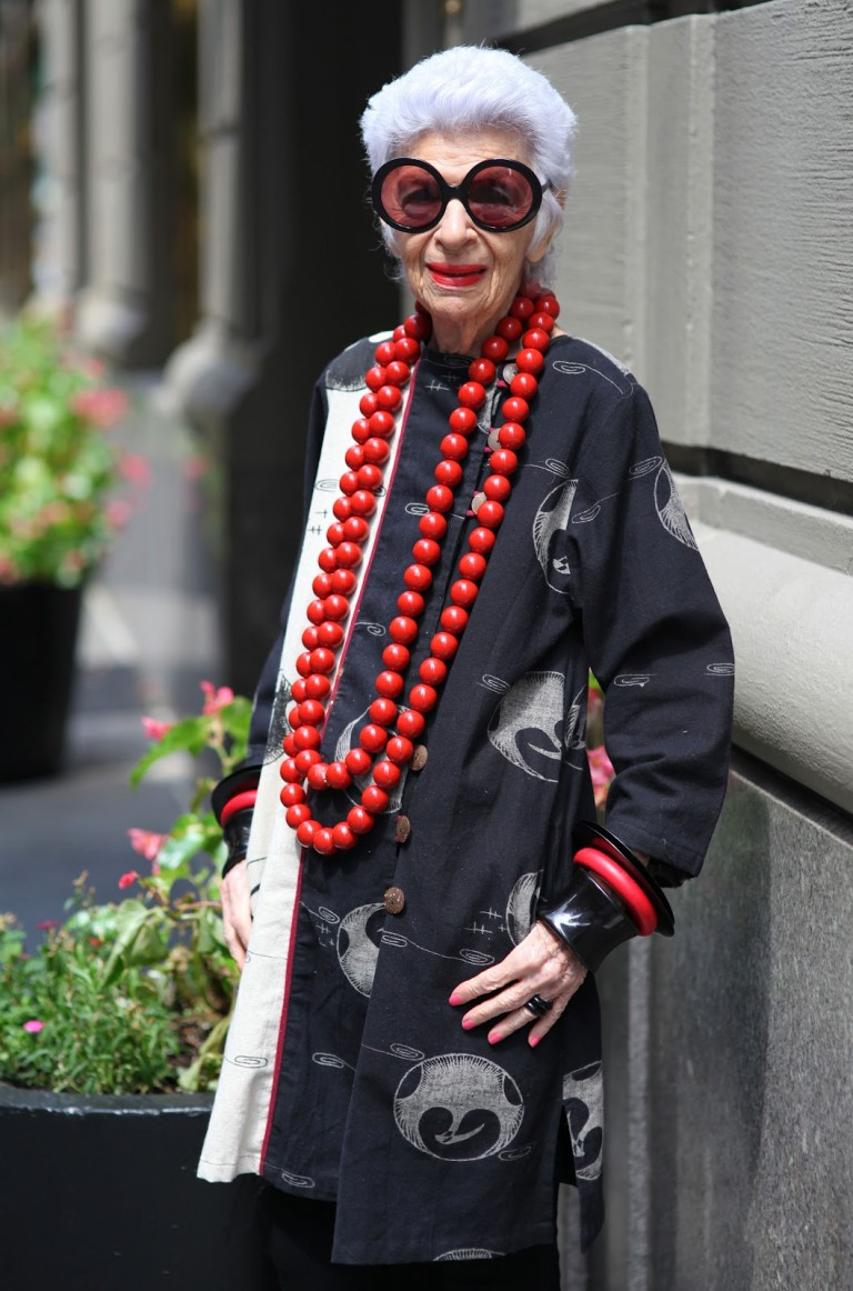 The Life of Iris Apfel, an Enduring Street Style Icon